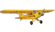 Piper J3 Cub [Phoenix Model]