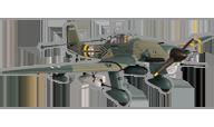 Junkers Ju-87B-2 Stuka [Phoenix Model]