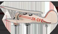 Waco 50-61cc [Phoenix Model]