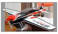 Sbach 342 Thunderbolt [Pilot RC]