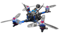 Hyperlite Floss 4 [Pyro Drone]