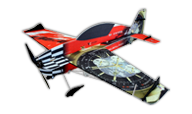 Extra 330 Superlite (Red) [RC Factory]