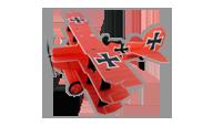 Lil Fokker Dr1 [RC Factory]