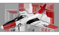 F9F-8 Cougar [RC Lander]