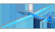 XLF-207 Laminar [Reichard Modelsport]
