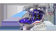 Bell 206 Jet Ranger [ROBAN]