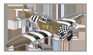 P-47 [Seagull Models]