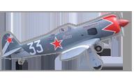 Yak-3U Steadfast [Seagull Models]