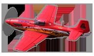 Dago Red P-51 Mustang [HobbyKing]