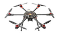 680 Pro Hexacopter [Tarot RC]