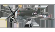 P-47 Razorback [Top Flite]