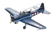 SBD-5 Dauntless [VQ Model]