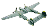 P-38 Ligthning [VQ Model]