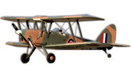 DH 82 Tiger Moth [VQ Model]