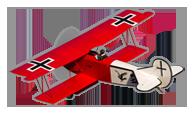Fokker D.VII [hangar 9]