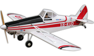 Piper PA-25 Pawnee 50cc [The World Models]