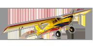 Timber 110 [hangar 9]
