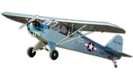 Piper NE-1 Navy Cub 2400 [HobbyKing]