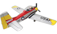 T-28 Trojan [Arrows RC]