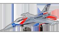 F-16 Falcon [E-flite]