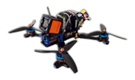 Hyperlite Flowride [Pyro Drone]