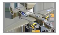 B-25 Mitchell [Seagull Models]
