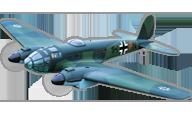 Heinkel HE 111 [Black Horse Model]