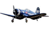 F4U Corsair [Black Horse Model]