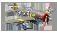 P-47 Razorback [Seagull Models]
