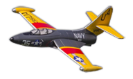 F9F Panther [Freewing Model]