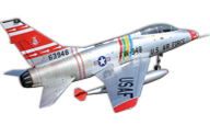 F-100 Super Sabre [Tomahawk Aviation]
