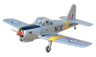 Percival P-56 Provost [Black Horse Model]