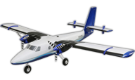 Twin Otter DHC-6 [E-flite]