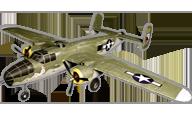 B-25J Mitchell [3D LabPrint]