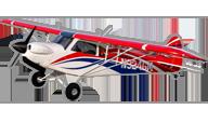 Carbon Cub FX-3 [hangar 9]