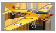DHC-1 Chipmunk [Seagull Models]