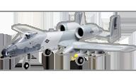 A-10 Thunderbolt II [E-flite]