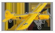 Fieseler Fi-156C Storch V2 [Maxford USA]