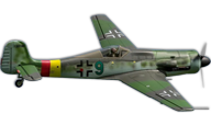 Focke-Wulf Ta 152H [FlightLine RC]