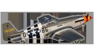 P-51B Mustang Berlin Express [HobbyKing]