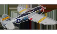 P47D Thunderbolt [CY Model]