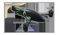 Y-3 Fiberglass tricopter [HobbyKing]