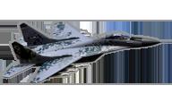 MiG-29 Fulcrum [Freewing Model]