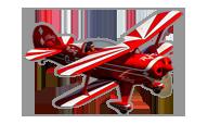Pitts S-2B 50-60cc  [hangar 9]