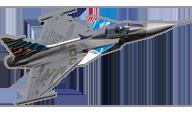 JAS-39 Gripen [Freewing Model]