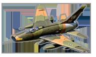 F-100D Super Sabre [Flex Innovations]