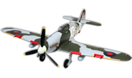 Hawker Hurricane Mk IIB [HobbyKing]