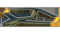 X-100 Infinity Wing [3DAeroventures]