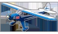 Piper PA-18 Super Cub Burda [NEXA]