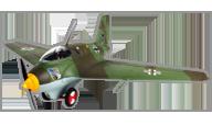 Me-163 Komet [Durafly]